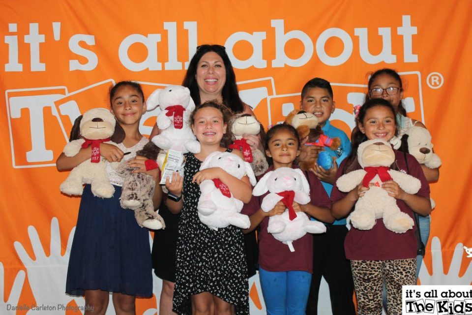 It's All About the Kids Foundation: A Charity for Helping Kids in Need