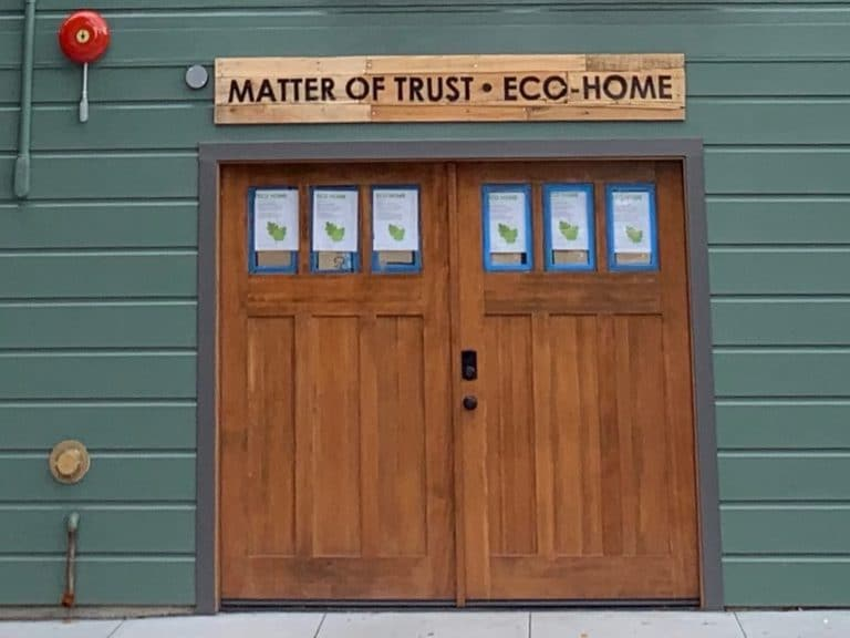 Matter of Trust's Eco-Home: An Inspiration to go Eco-friendly