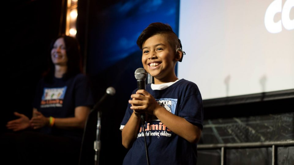 No Limits Continues Relentless Support for Hearing-Impaired Children
